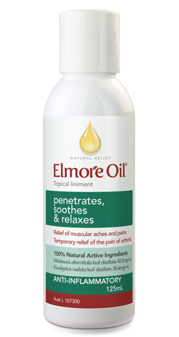 Elmore Oil 125ml