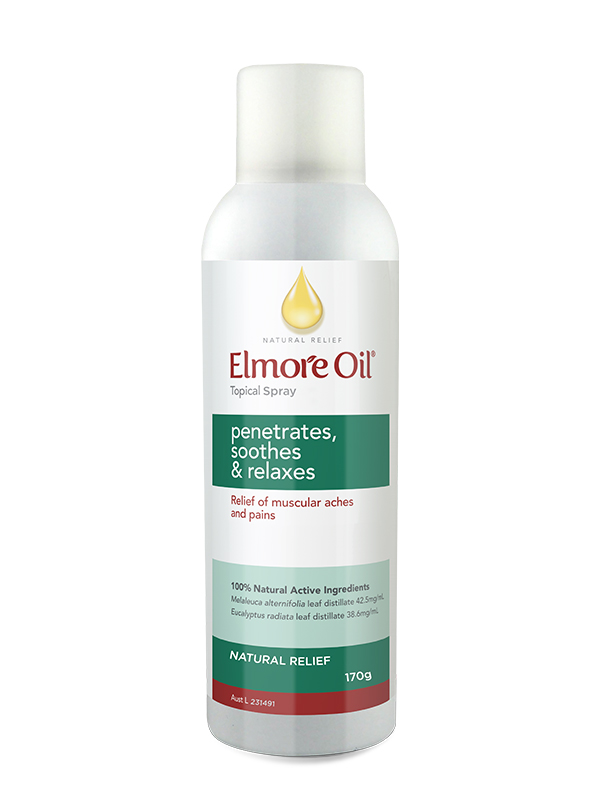 Elmore Oil Spray 170g